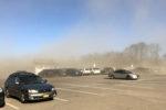 Dust in Amagansett