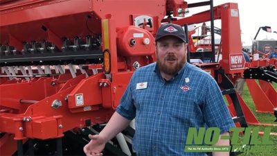 KUHN Introduces the New 9400NT No-Till Drill